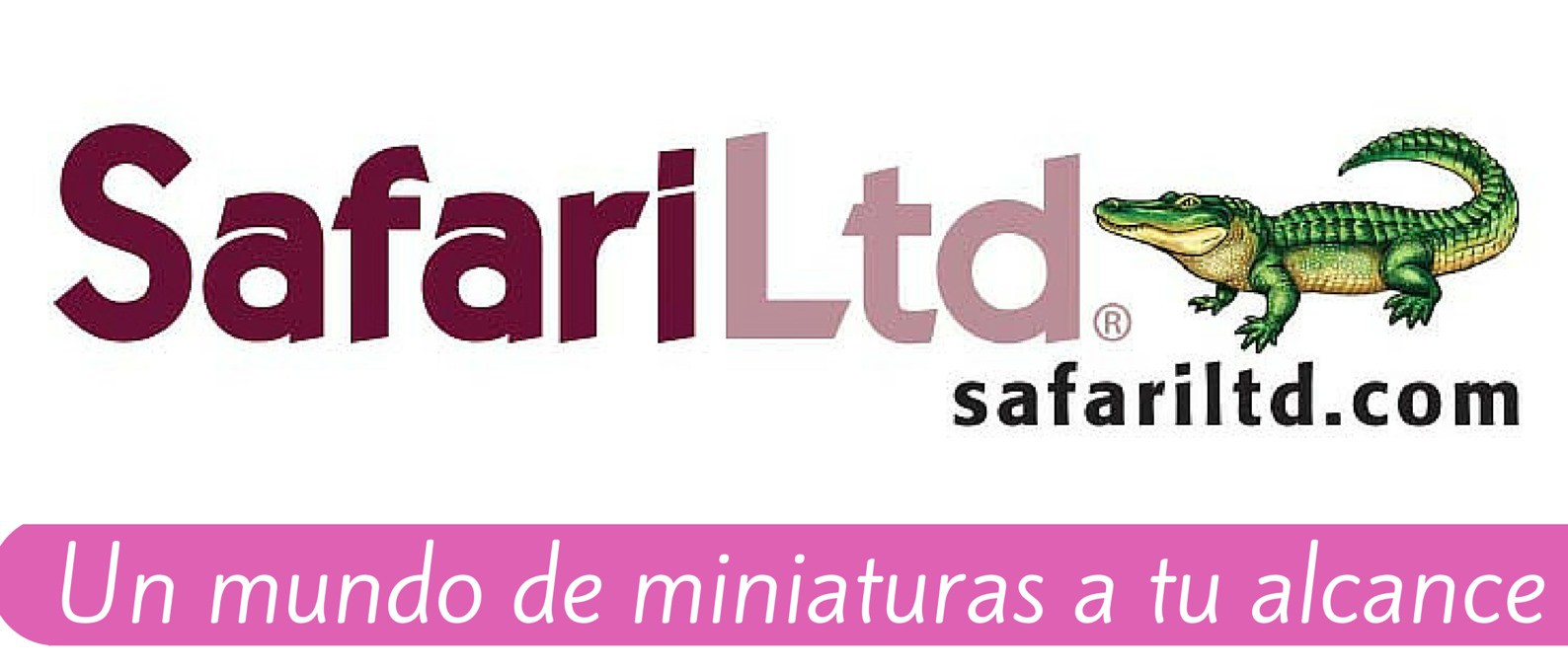 Miniaturas Safari Montessori